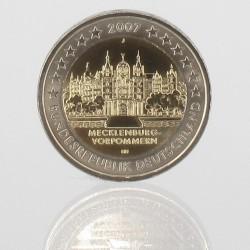 Duitsland 2 euro 2007 'Mecklenburg-Vorpommern' Willekeurige letter