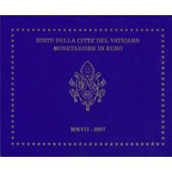 Vaticaan BU-Set 2007