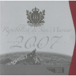 San Marino BU-Set 2007