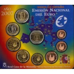 Spanje BU-Set 2007
