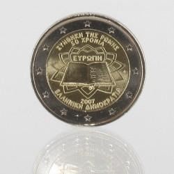 Griekenland 2 euro 2007 '50e verjaardag Verdrag van Rome'