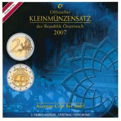 Oostenrijk BU-Set 2007