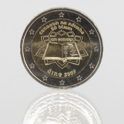 Ierland 2 euro 2007 '50e verjaardag van het Verdrag van Rome'