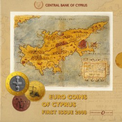 Cyprus BU-Set 2008