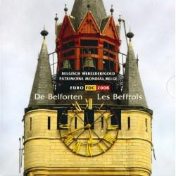 Belgie BU-Set 2008