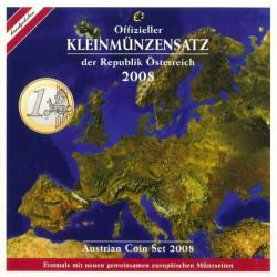 Oostenrijk BU-Set 2008