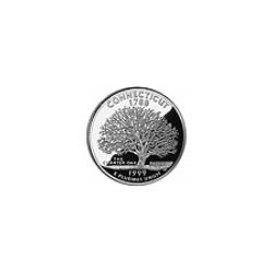 USA Quarter 1999 Connecticut