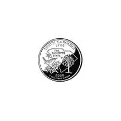 USA Quarter 2000 South Carolina