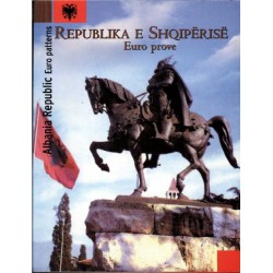 Albanie biljet 1c t/m 2 E 2004