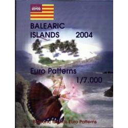 Balearen blister 1c t/m 2 E 2004