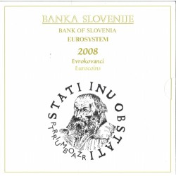 Slovenie Proofset 2008