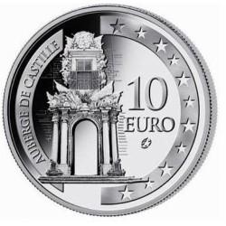 Malta 10 euro 2008 'Auberge de Castille, Valleta'
