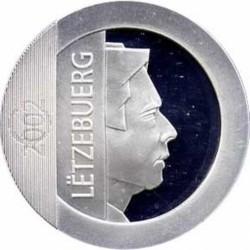 Luxemburg 25 euro 2002 '50 jaar Europees Gerechtshof'