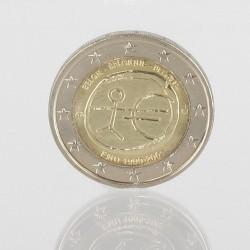 België 2 euro 2009 '10 jaar Economische en Monetaire Unie'