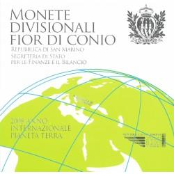 San Marino BU-Set 2008