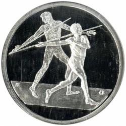 Griekenland 10 euro 2004 ''Speerwerpen''