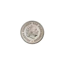 Koninkrijksmunten Nederland Complete serie Juliana 10 cent 1950-1980