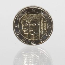 Luxemburg 2 euro 2009 '90 jaar Troon van Groothertogin Charlotte'