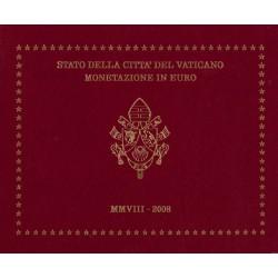 Vaticaan BU-Set 2008