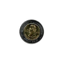 Mexico 5 Dollar 2010 Carlos Maria De Bustamante ''Serie Helden van Mexico''