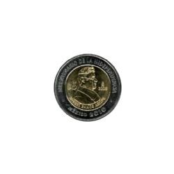 Mexico 5 Dollar 2010 Miguel Ramos Arizpe ''Serie Helden van Mexico''