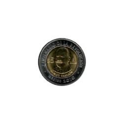 Mexico 5 Dollar 2010 Alvaro Obregon ''Serie Helden van Mexico''