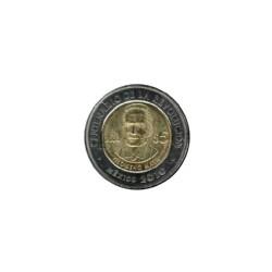Mexico 5 Dollar 2010 Filomeno Mata ''Serie Helden van Mexico''