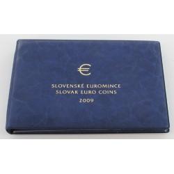 Slowakije proofset 2009