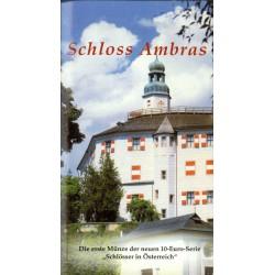 Oostenrijk 10 euro 2002 ''Schloss Ambras''