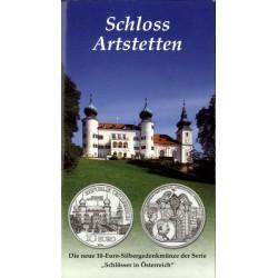Oostenrijk 10 euro 2006 ''Schloss Artstetten''