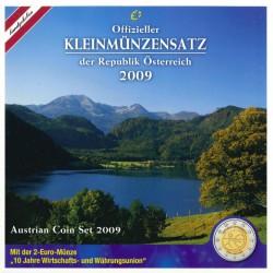 Oostenrijk BU-Set 2009