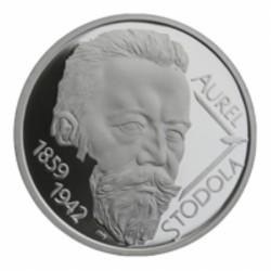 Slowakije 10 euro 2009 ''Aurel Stodola''