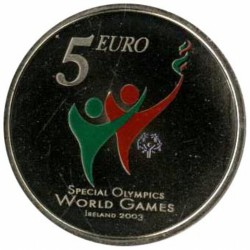 Ierland 5 euro 2003 '' Olympic Games ''