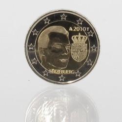 Luxemburg 2 euro 2010 ' Het wapen van de Groothertog Henri'