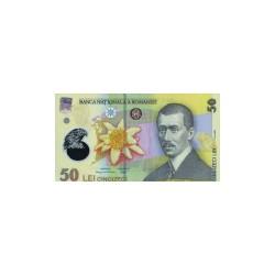 Romania50Lei (polymer)ND 2005
