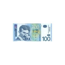 Serbia100Dinara2003