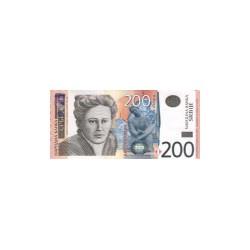 Serbia200Dinara2005