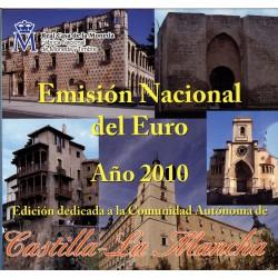 Spanje BU-Set 2010 deel 5 'Castilla Y León'
