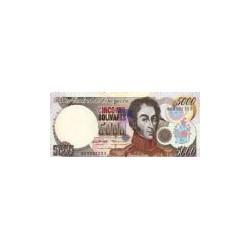 Venezuela5.000Bolivares1996