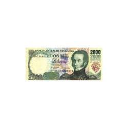 Venezuela2.000Bolivares1998