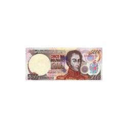 Venezuela5.000Bolivares1998