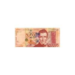Venezuela50.000Bolivares2005