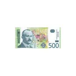Serbia500Dinara2004