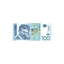 Serbia100Dinara2006
