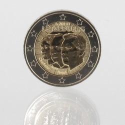 Luxemburg 2 euro 2011 '50ste Verjaardag van Prins Jean van Luxemburg'