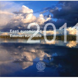 Estland BU-Set 2011