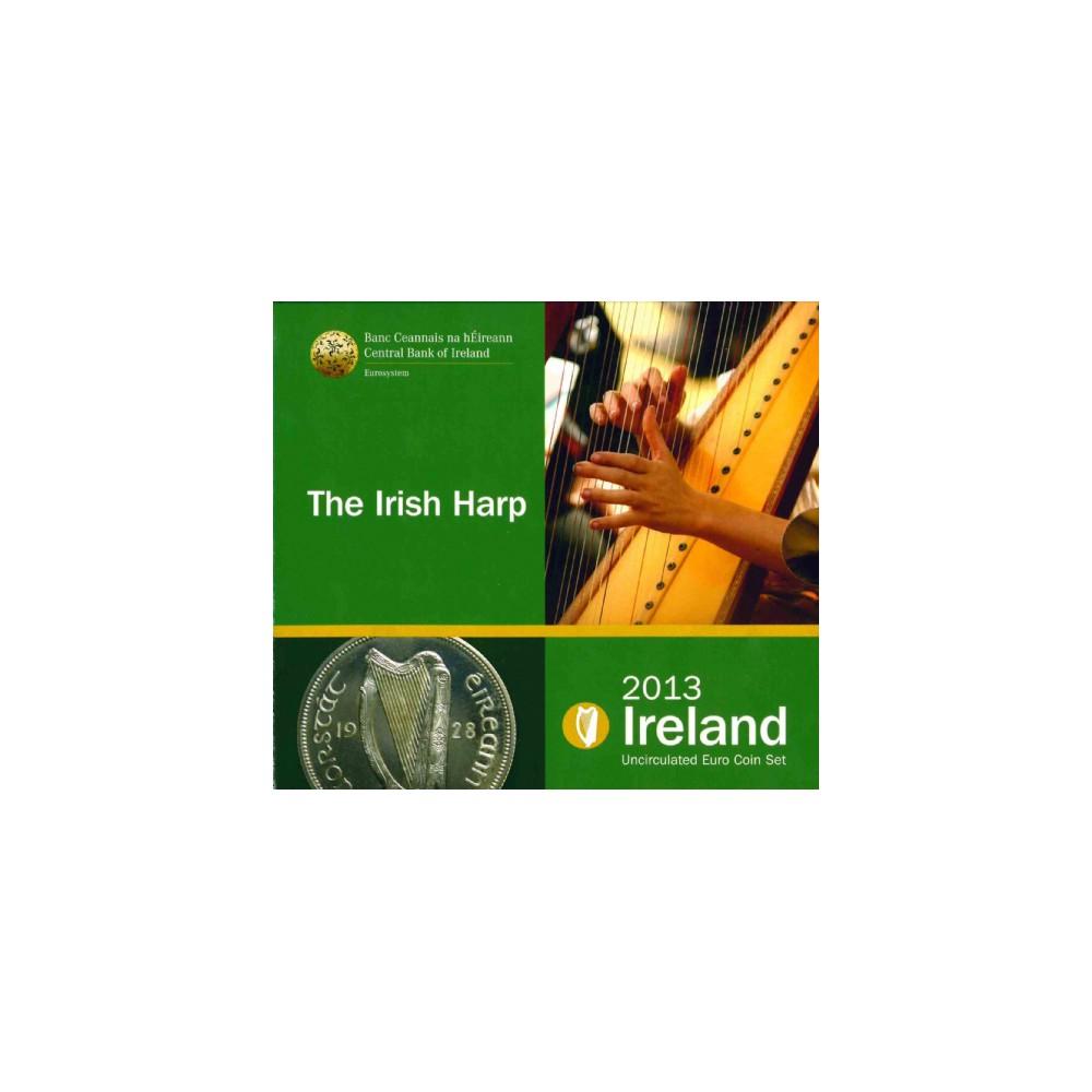 Ierland BU Set 2013 'Irish Harp'