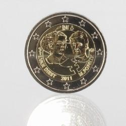 België 2 euro 2011 '100e verjaardag Internationale Vrouwendag'