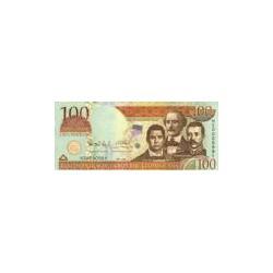 Dominican Republic100Pesos Oro2006