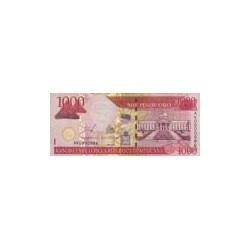 Dominican Republic1.000Pesos Oro2003